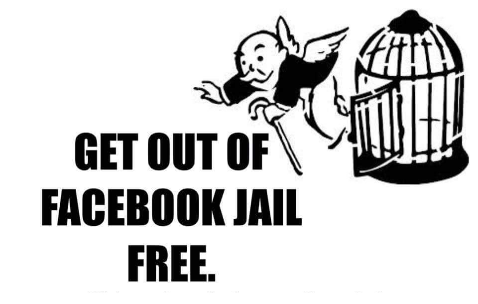 Getting out of The Facebook Prison